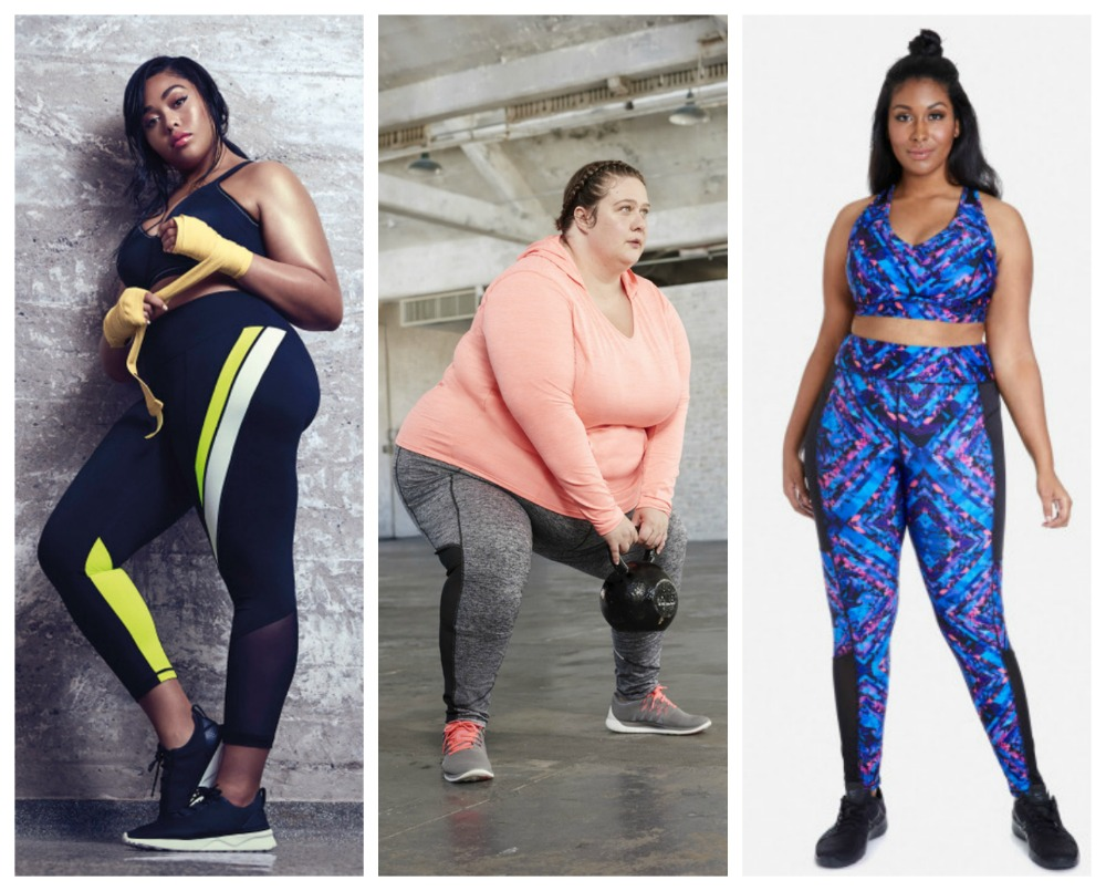 Size Shoppingplus fashion stylish workout gear pictures