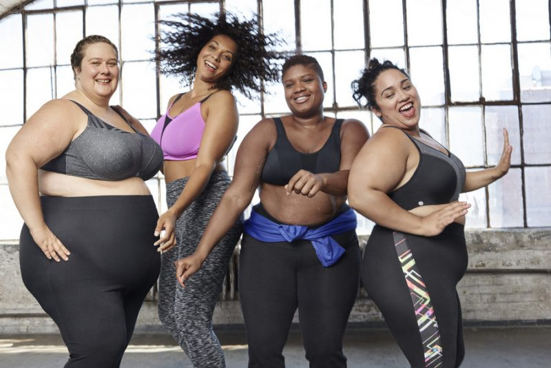 77a28689be9 ... brand to appease plus size women. Early this month LB launched their  new LIVI Activewear campaign and it didn t feature models.