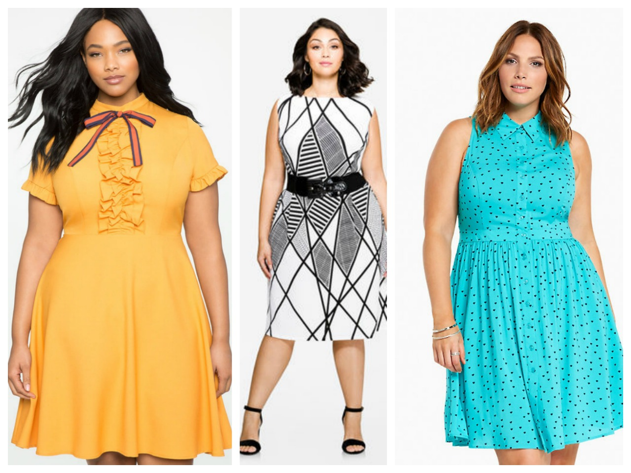 4ea9da32109 Dresses are the easiest and most simply way to inject a little flair into  your workwear. From graphic print sheath dresses to fit and flare  shirtdresses