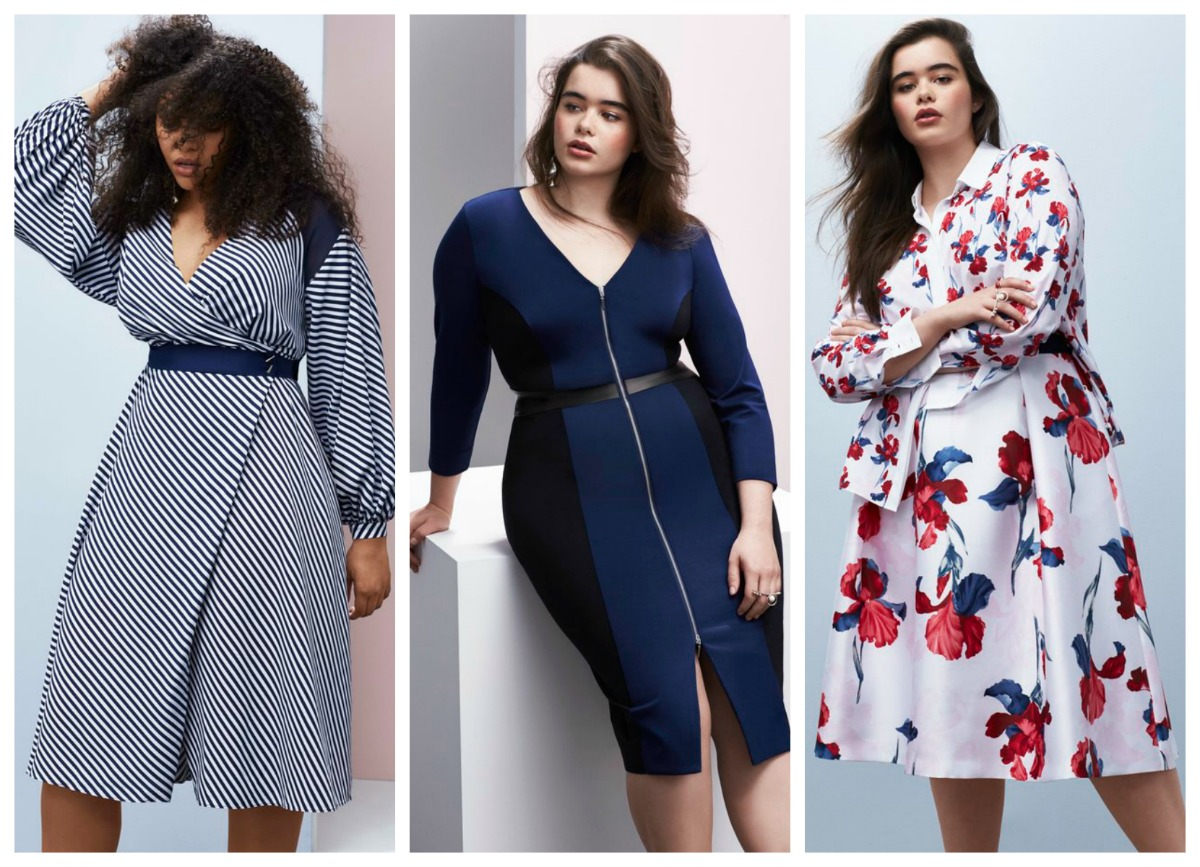 The Lane Bryant & Prabal Gurung Plus Size Collection Is Fantastic ...