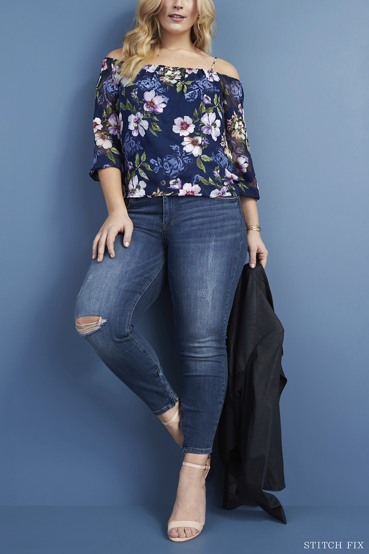Stitch Fix voegt Plus Sizes toe aan hun persoonlijke stylingservices Stitch Fix