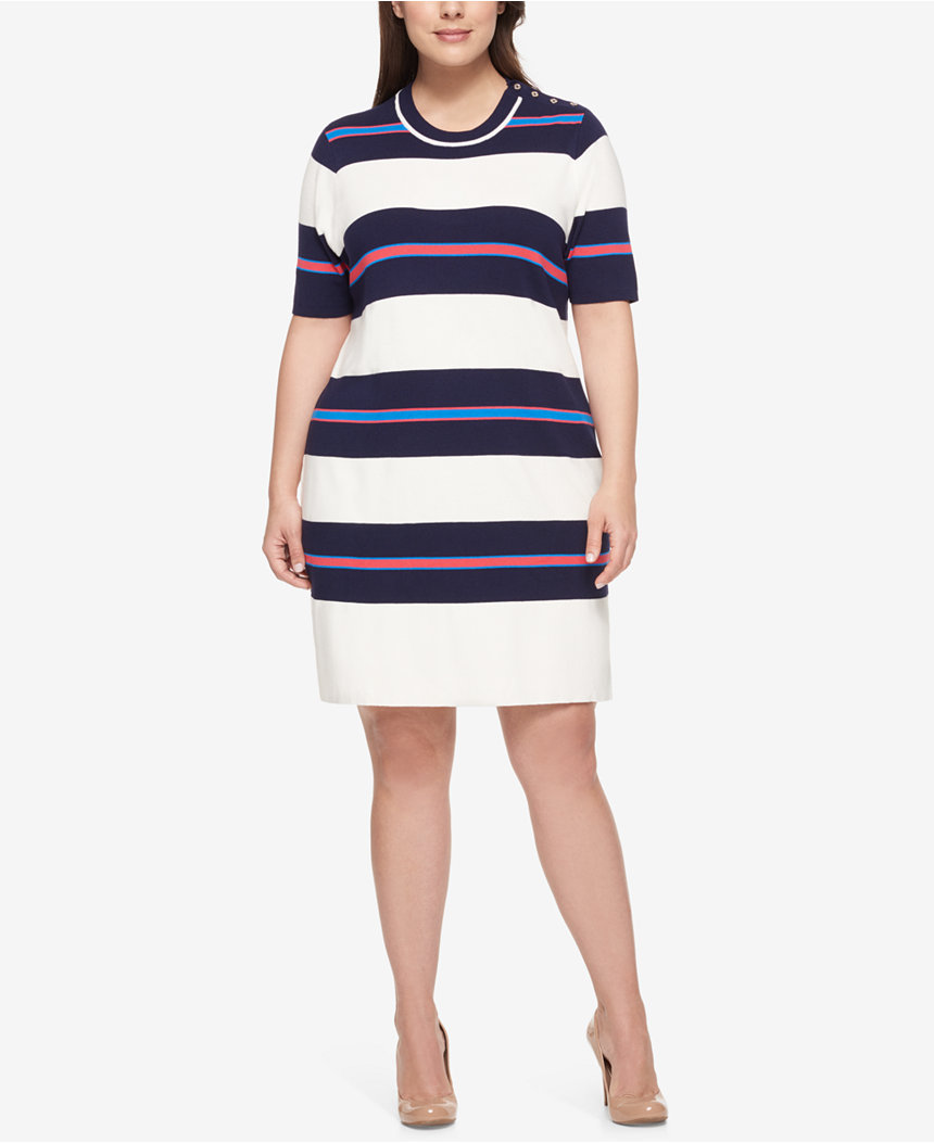 Tommy Hilfiger Plus Size