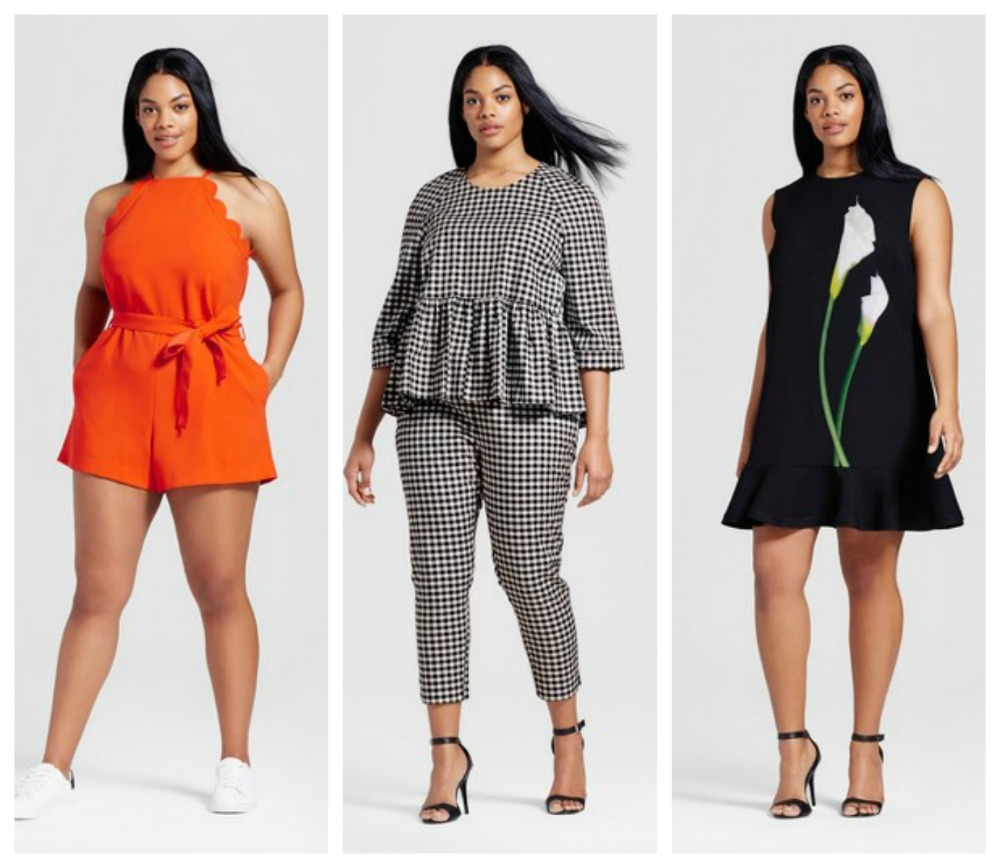 victoria beckham target collection includes plus sizes | stylish