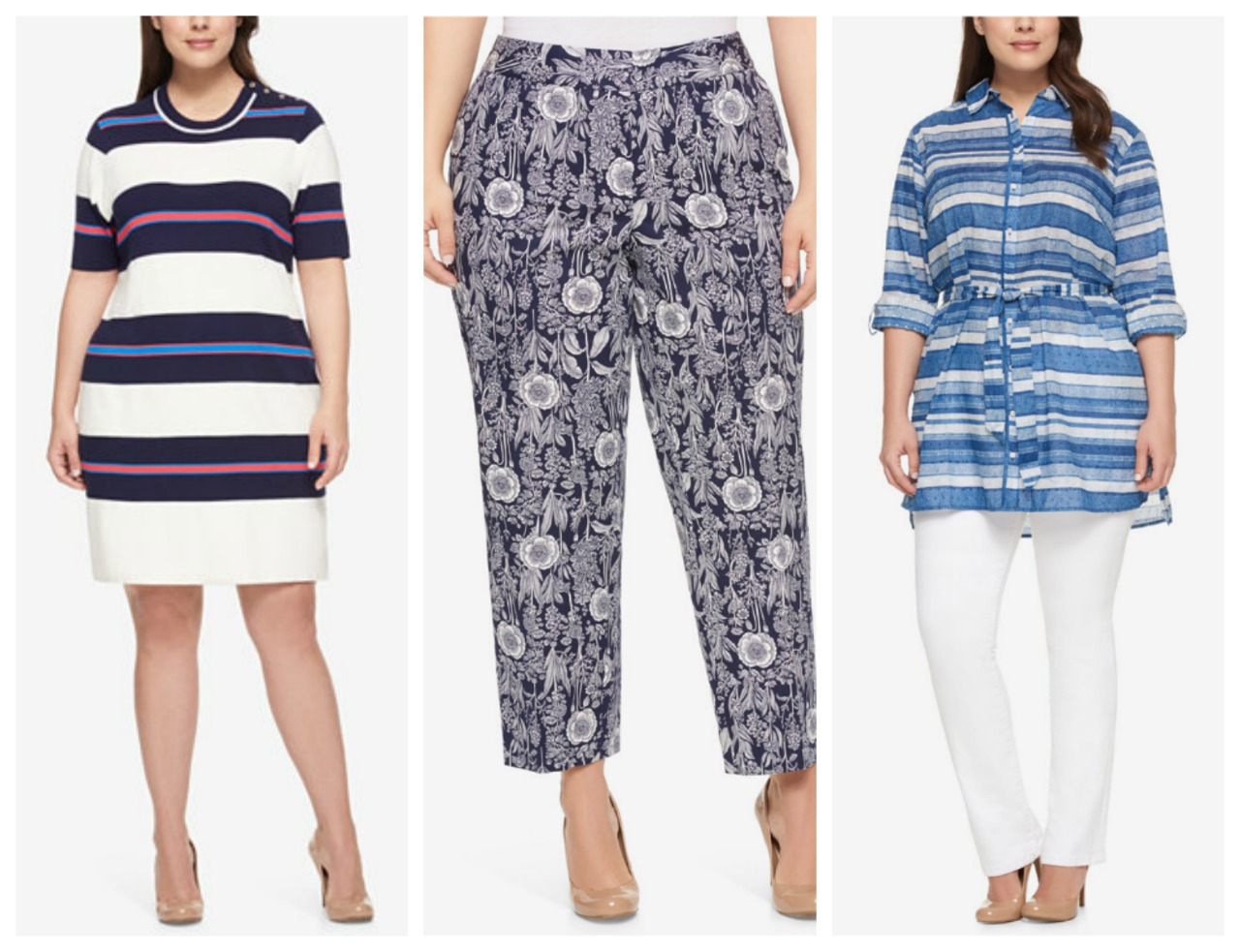 059a44afb1f43 You Can Now Shop Tommy Hilfiger In Plus Sizes Up To 24W