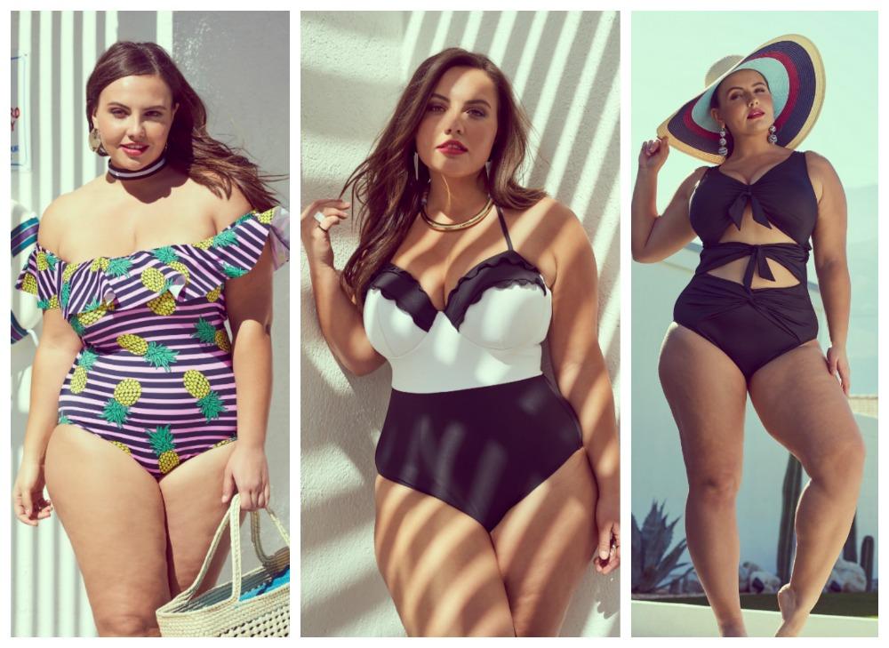 ad97700b52 plus size swimwear | Stylish Curves