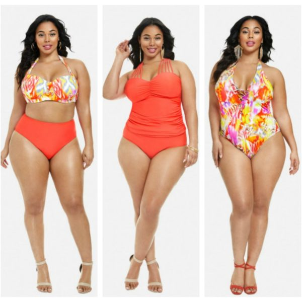 d1abb6bee6a2e New Fashion To Figure Plus Size Swimwear Collection