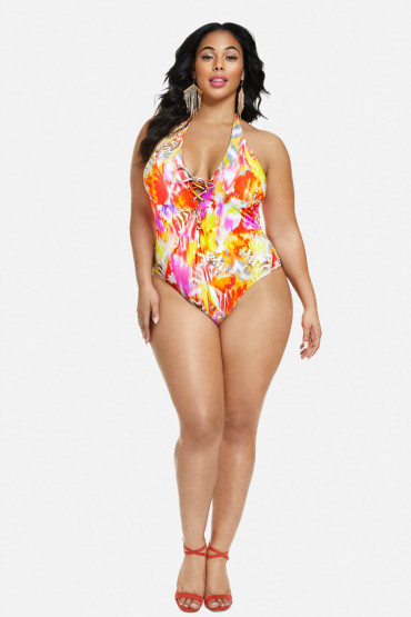 Fashion To Figure Plus Size Swimwear