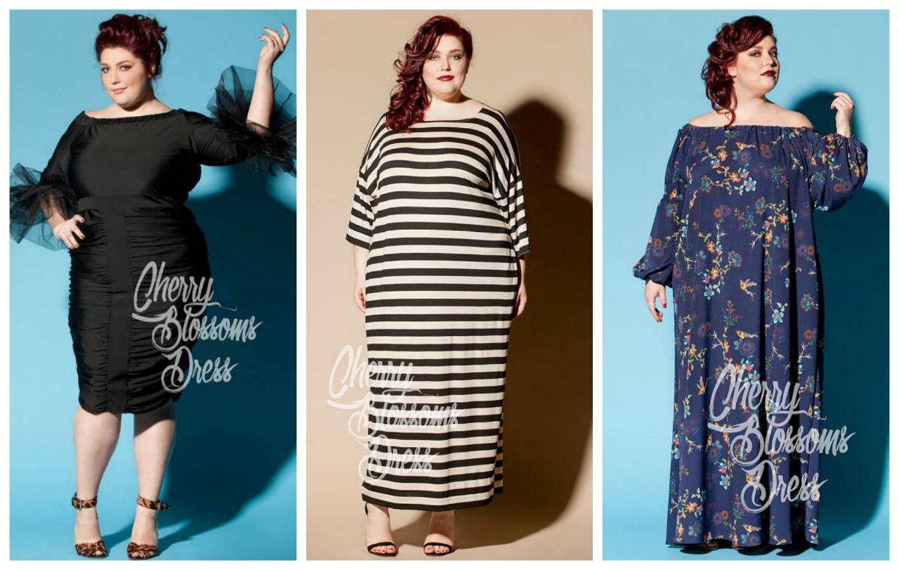 10 Etsy Stores To Shop For Stylish Plus Size Clothing Stylish Curves