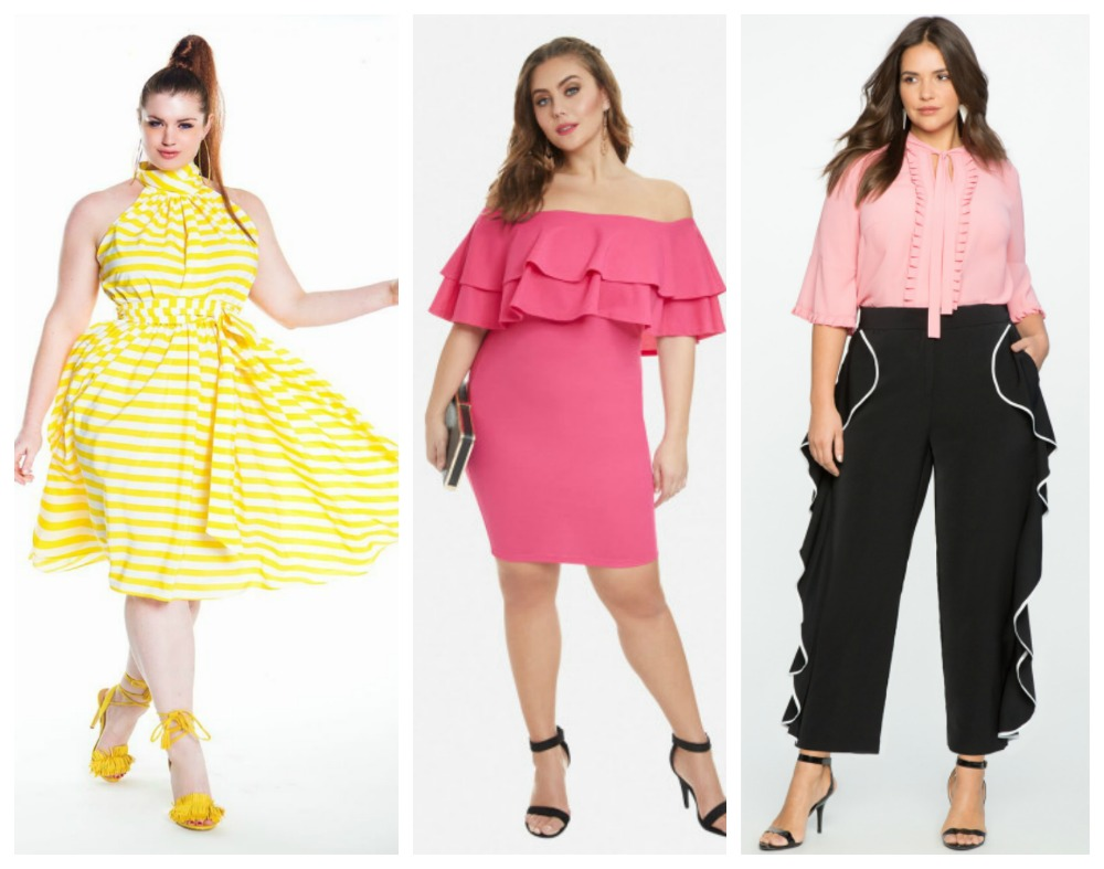 6d9c6c14dbc Top Spring 2017 Trends Plus Size Women Should Try