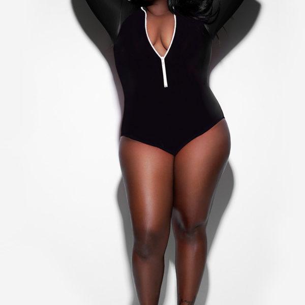 7fb3c1ccde Love & Hip Hop's Tammy Rivera Launches T-Plus Size Swimwear