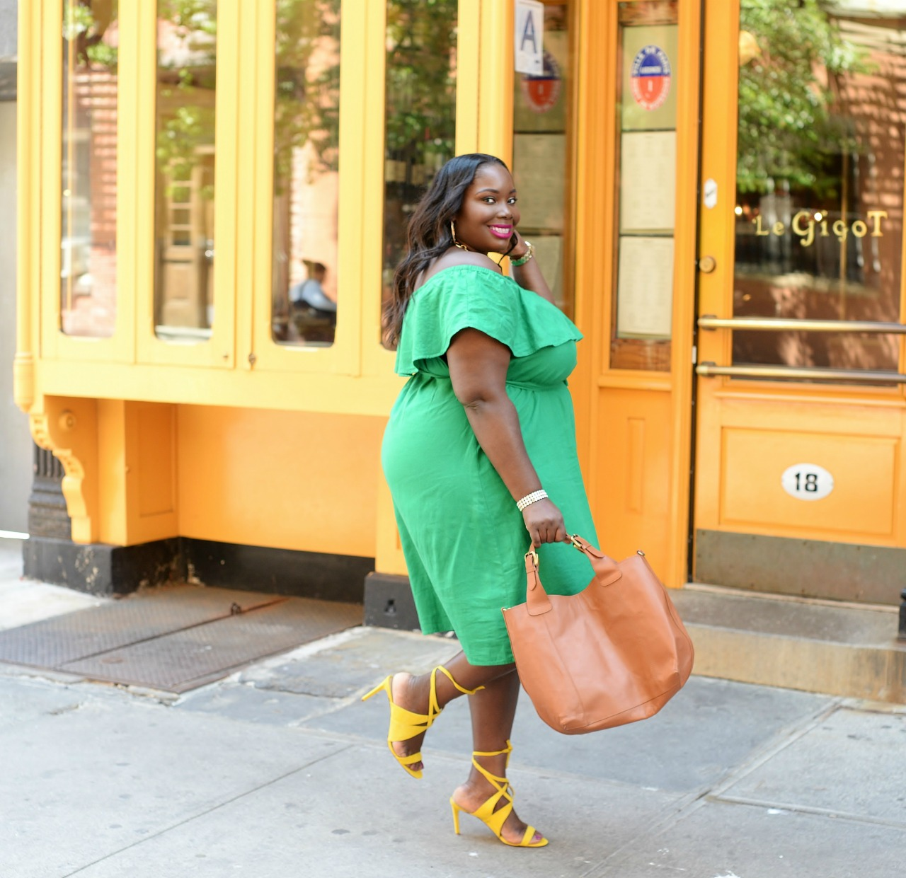 Old Navy Plus Size Off The Shoulder Dress