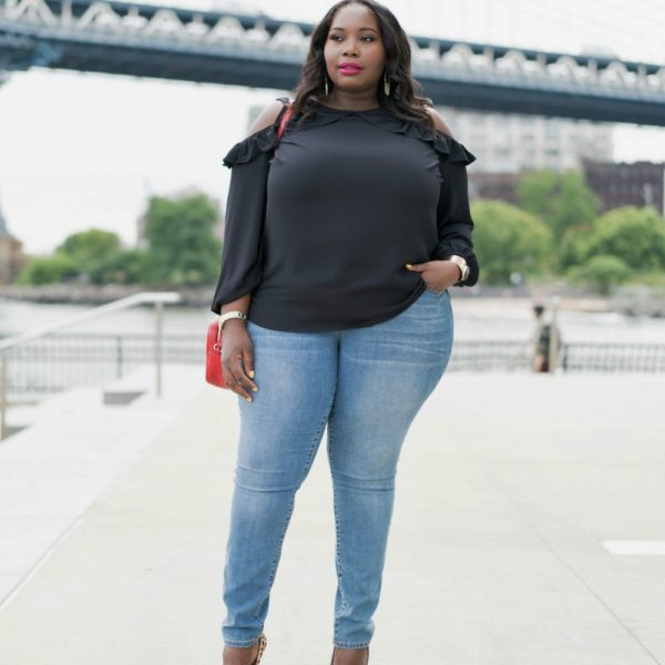 ac1da8d18e2 These Jeans Fit Your Curves Like A Glove