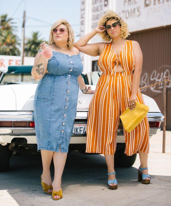 Gabifresh en Nicolette Mason lanceren hun eigen Plus-kledinglijn Gabi Greg