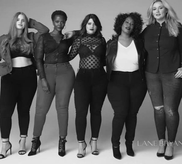 cc567557d5de Lane Bryant Introduces New Skinny Jeans Campaign That Features Real Curvy  Women & Blogger Kelly Augustine