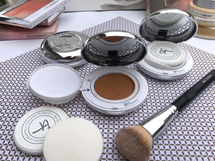 It Cosmetics Cream Foundation Compact