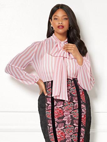 New York & Company lanceert Plus Size Collection met Eva Mendes en we moeten een paar stukken dragen stukken moeten mendes lanceert dragen company collection