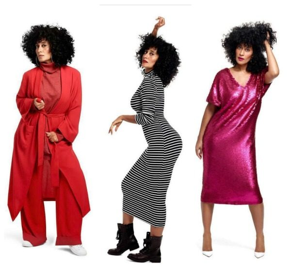 87c489fae2f JCPenney Teams Up With Tracee Ellis Ross For Holiday Collection That  Includes Plus Sizes