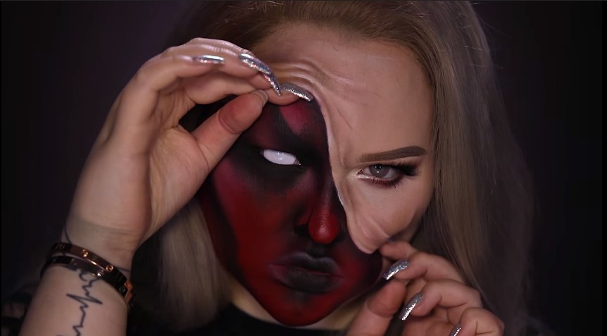 Halloween Makeup Ideas 2017