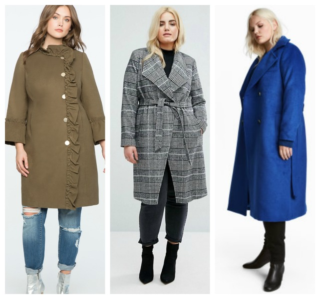 efab059a649 The Ultimate Plus Size Coat Guide For Fall Winter 2017