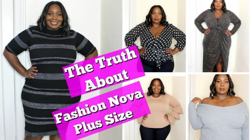 bef26ca2d39 I Tried Fashion Nova Plus Size Clothing   What I Found Was Shocking