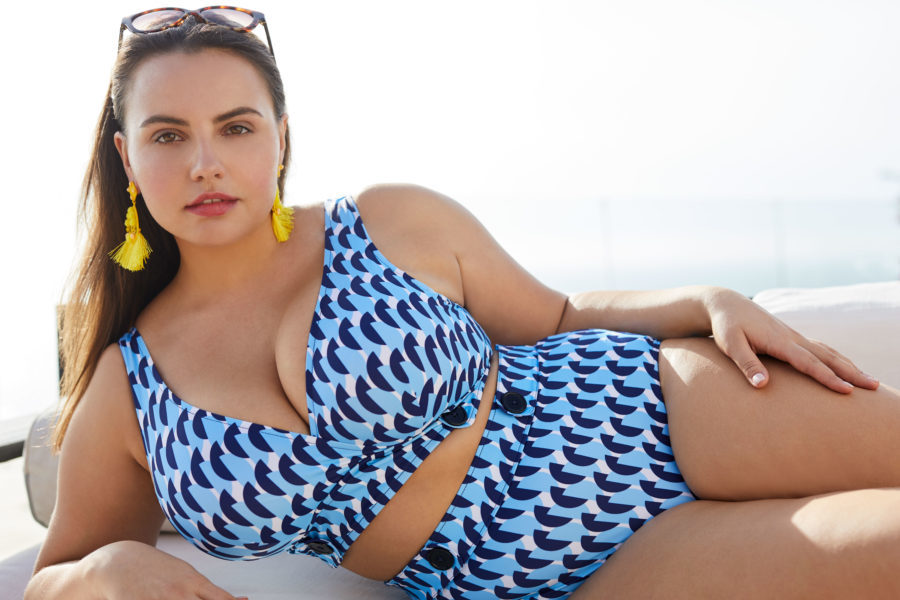 08ea3e6b97676 Eloquii Just Unveiled Their 2018 Resort Plus Size Swimwear ...