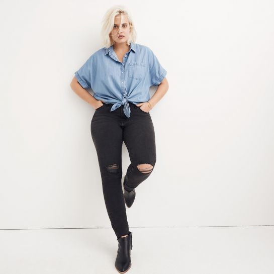 Madewell extended sizes