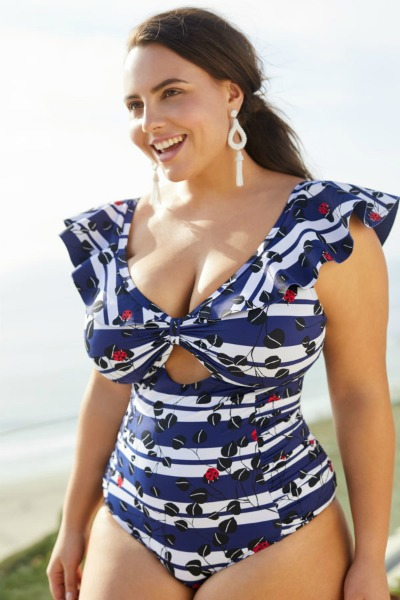 Eloquii Just Unveiled Their 2018 Resort Plus Size Swimwear