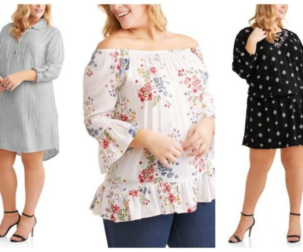 Walmart Launches New Plus Size Brand Stylish Curves