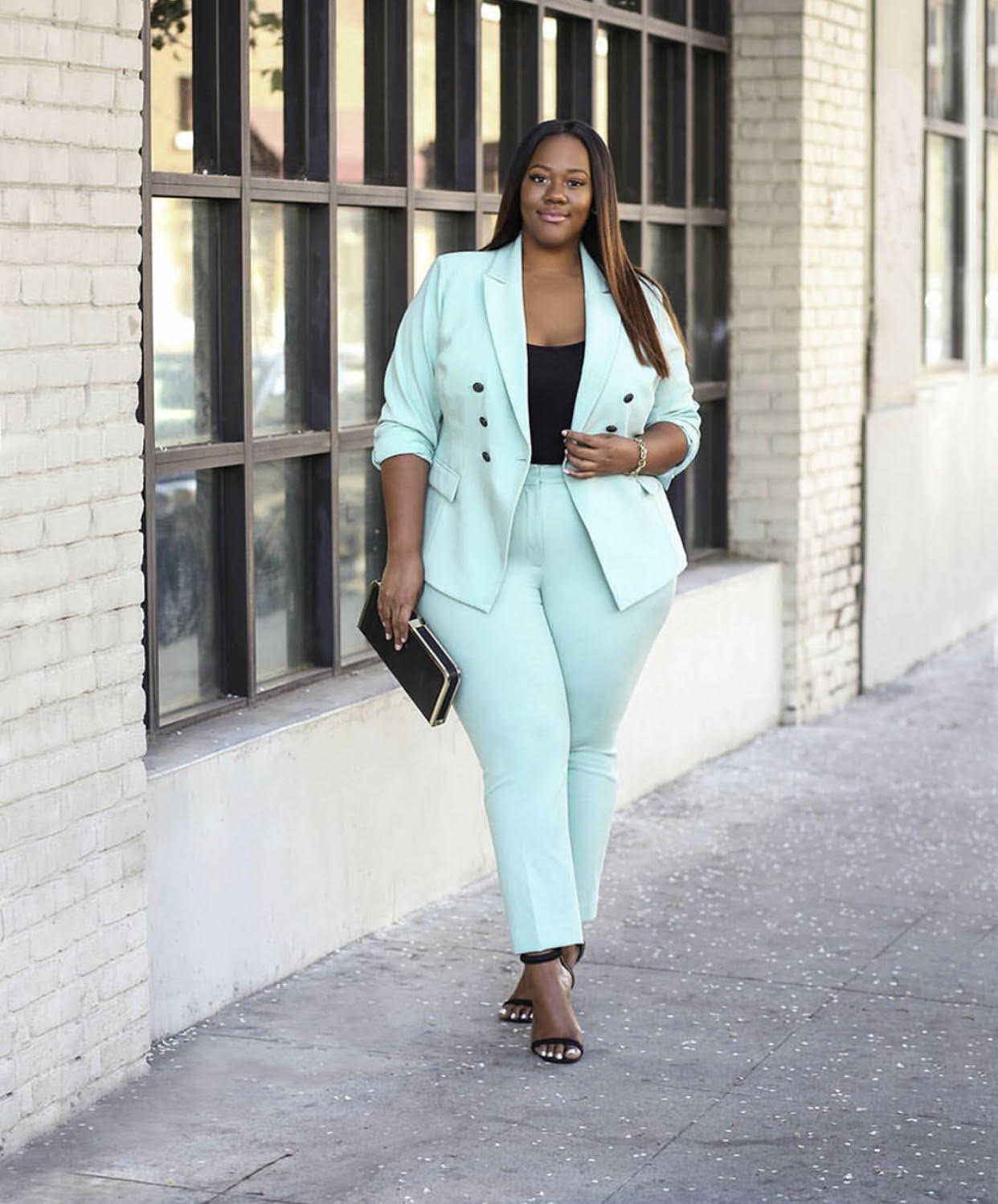 8 Must Have Bright Colored Plus Size Pantsuits For Spring | Stylish ...