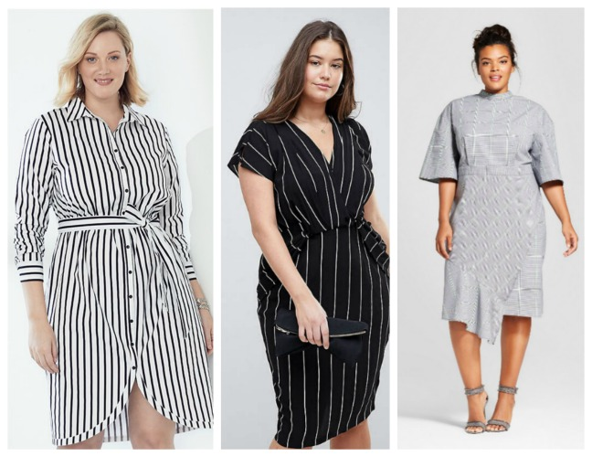 a7ba61f455e 15 Sleek   Chic Spring Plus Size Dresses To Wear To Work