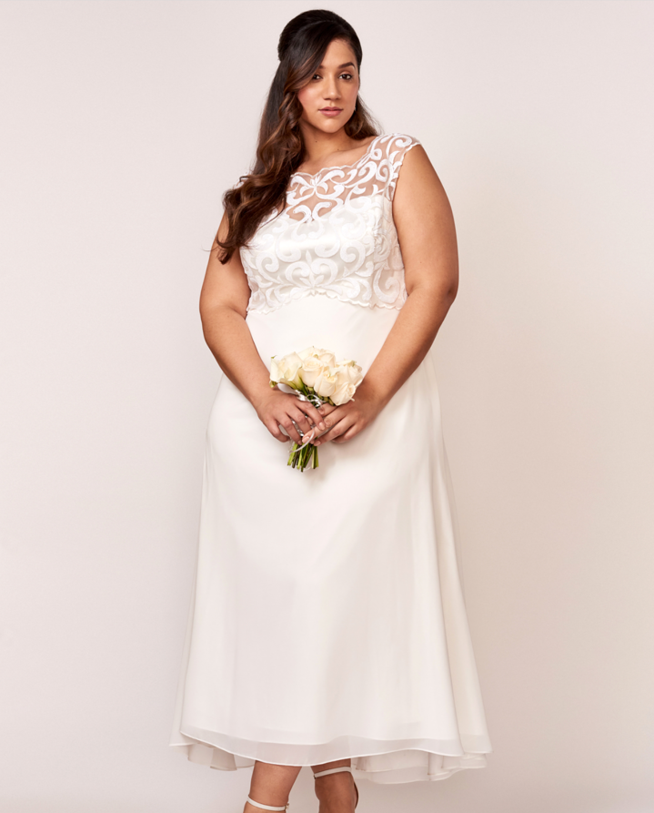 Simply Be Launches New Plus Size Wedding Gown Collection ...