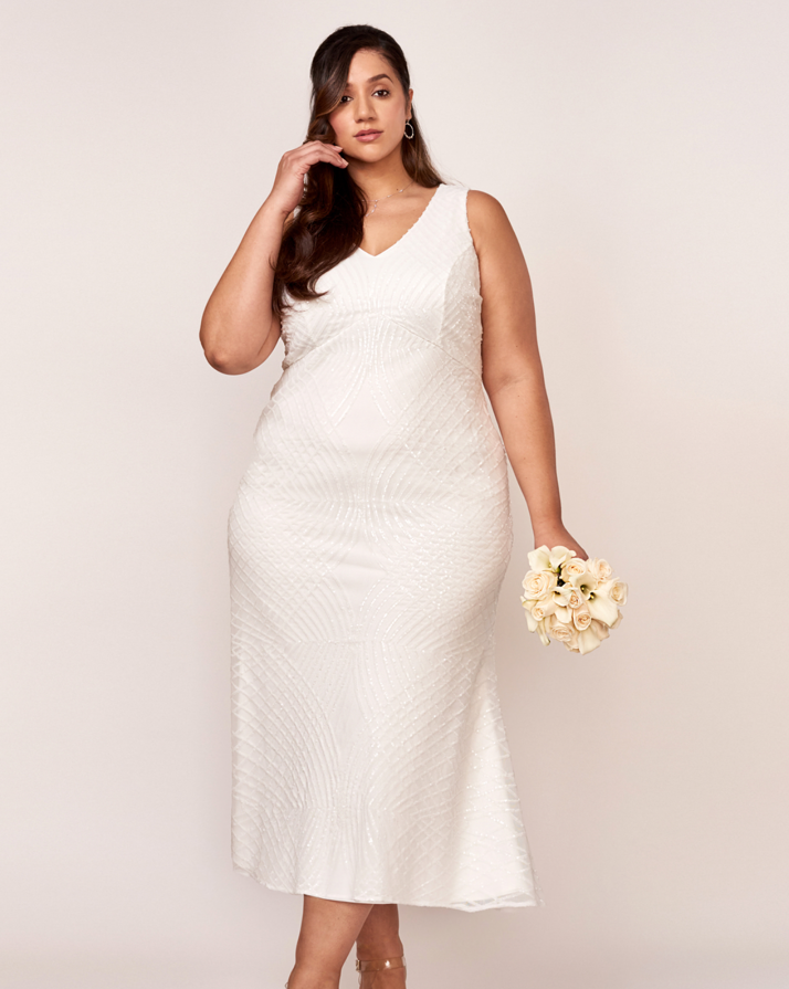 8aa8c1a1944 Simply Be Launches New Plus Size Wedding Gown Collection   Bridal ...