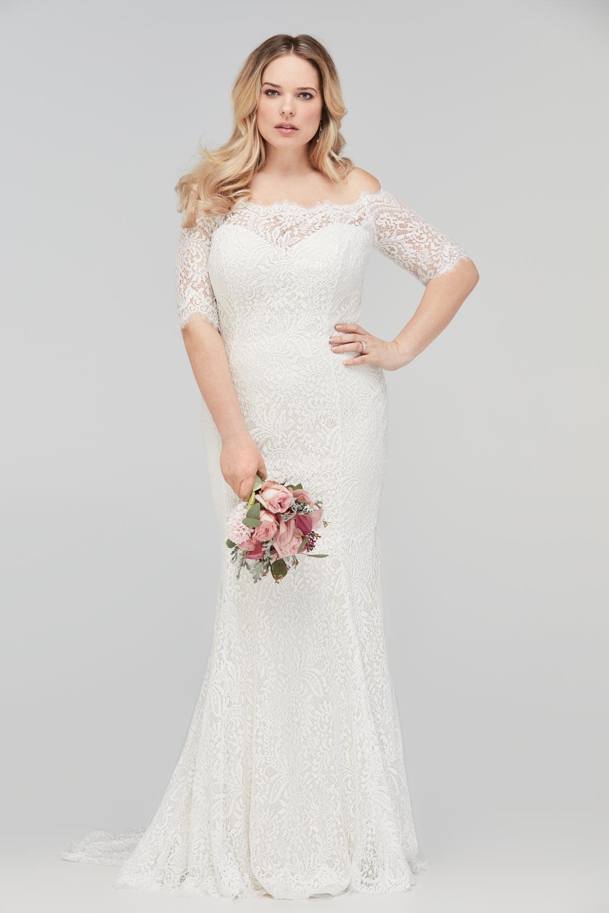 Plus Size Wedding Dresses Inspired By Meghan Markle\'s Royal Wedding ...