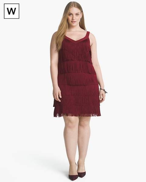 a733c7bfbf1 Get Your Shimmy On In These Plus Size Fringe Looks