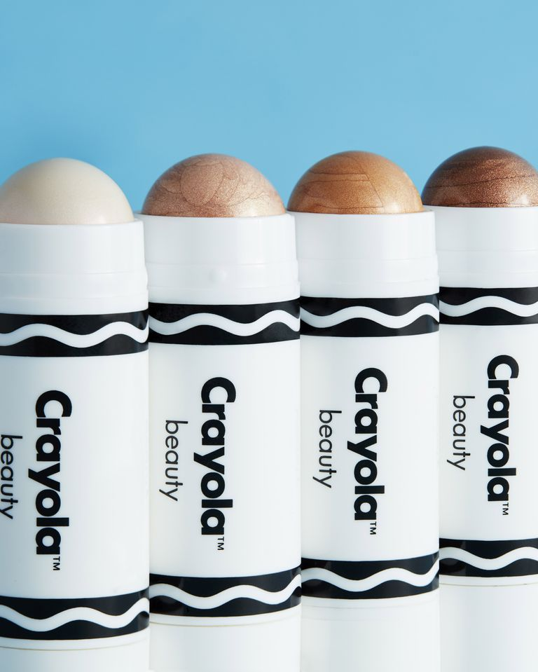 Crayola Makeup collection at ASOS