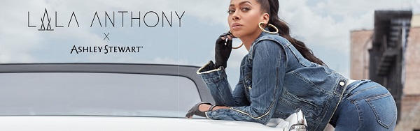 9c0e5c75239 Making Moves  LaLa Anthony Denim Collection Available At Ashley Stewart
