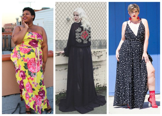 d830e19a698 We know that there are many more independent plus size designers out there.  So