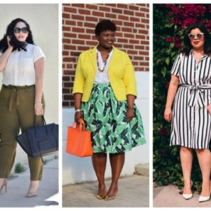 fe482e88176 How To Look Chic At Work During The Summer Plus Size Style