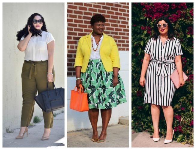 87880b6127c How To Look Chic At Work During The Summer Plus Size Style