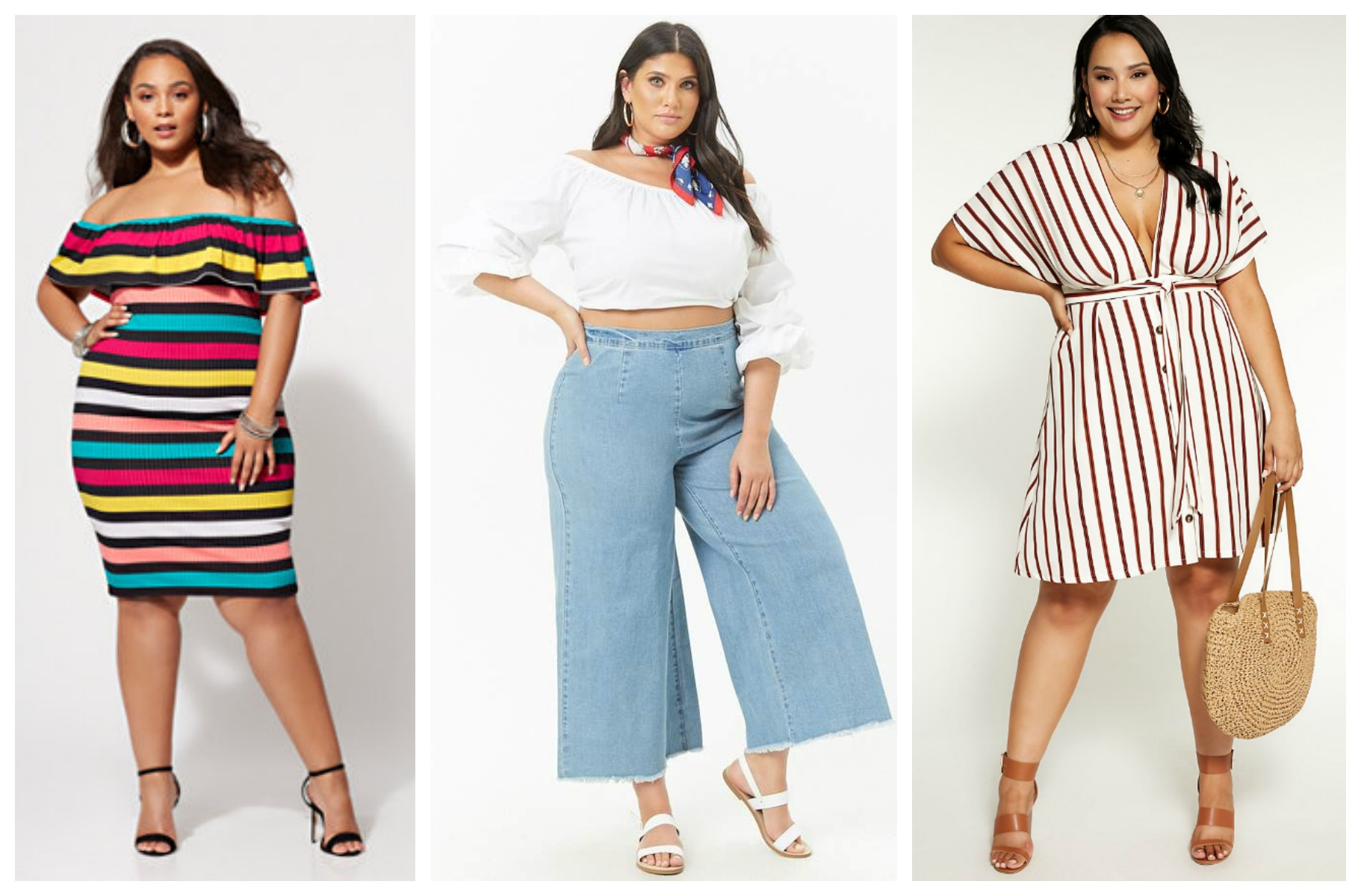 cfd898ce1 The weekend is finally here and we couldn't be happier. July is still going  strong with some amazing steals and deals from some of your favorite plus  size ...