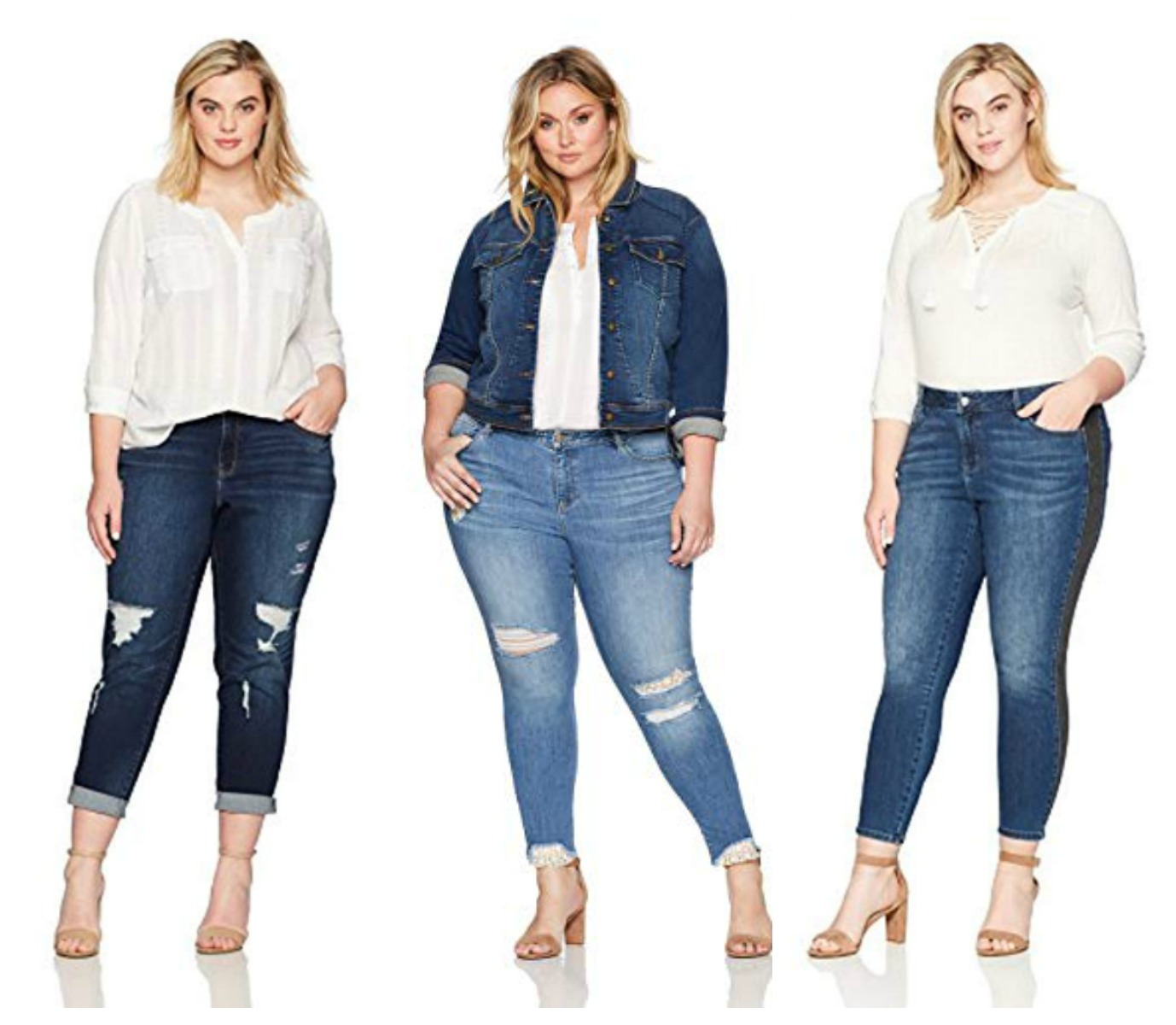e6fb5d7154e Denim Crush is an Amazon Brand with a healthy selection of denim ranging  from skinny leg and bootcut to a cropped denim jacket.