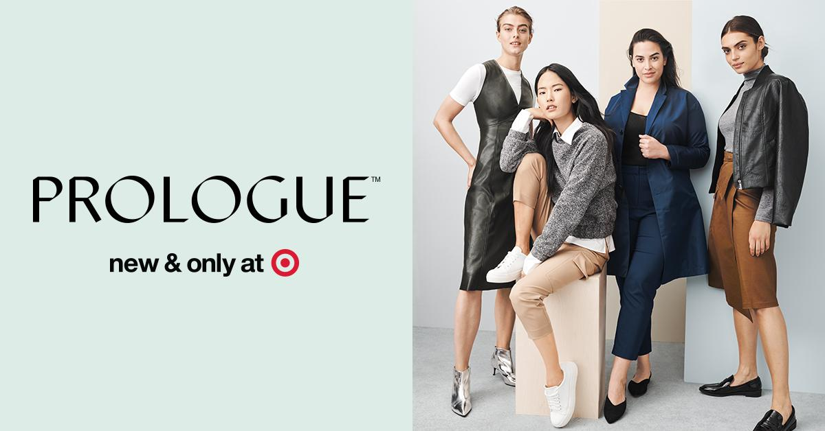 7db971e4932 Prologue's line is filled with everyday workwear essentials ranging from  button down blouses and straight leg trousers to shirt dresses.
