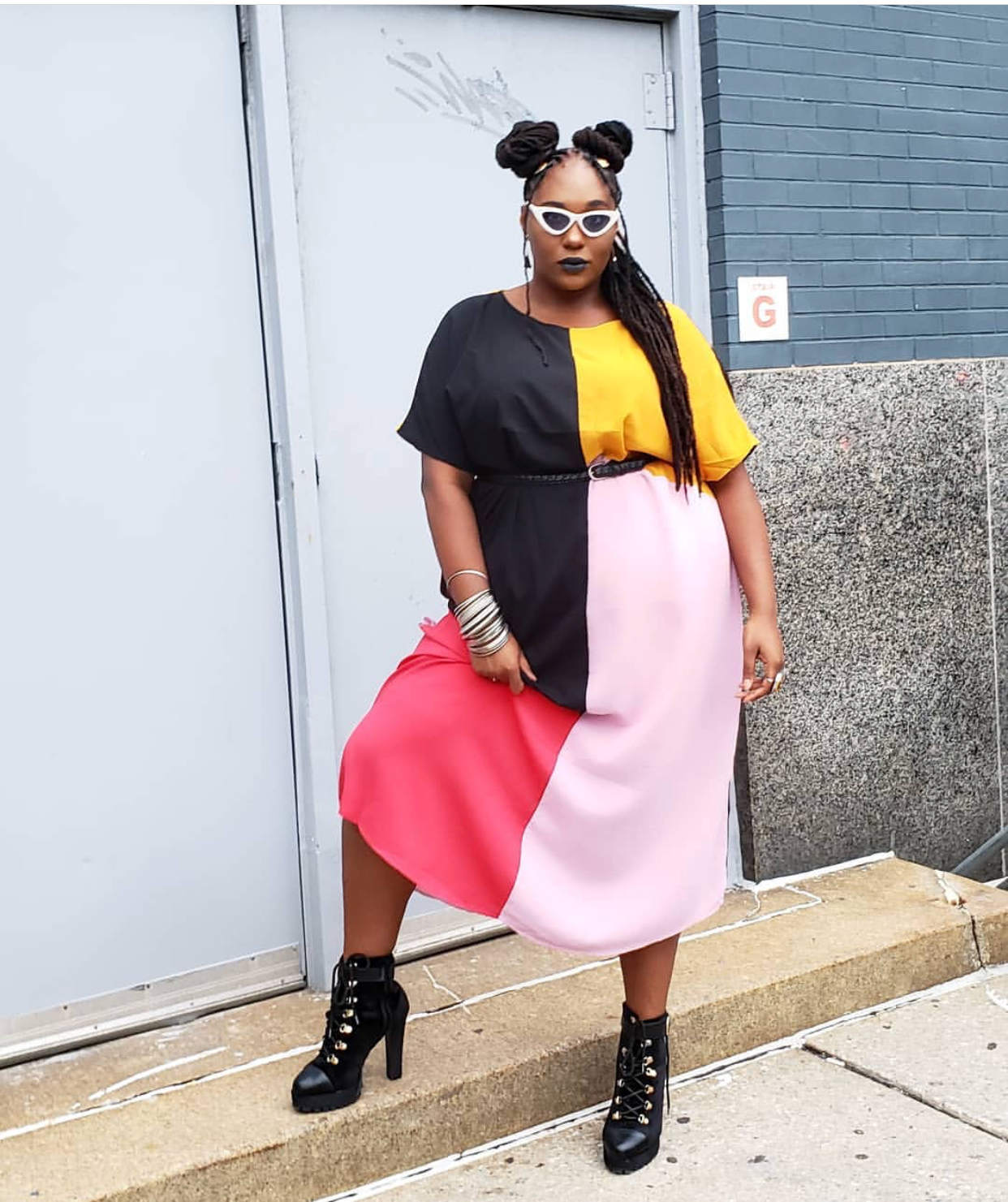 899696da0ca These Plus Size Bloggers Are Serving Up Serious Style At New York Fashion  Week