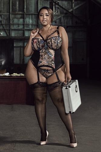6fb3ba22f Skip Victoria s Secret And Shop These Plus Size Lingerie Brands ...