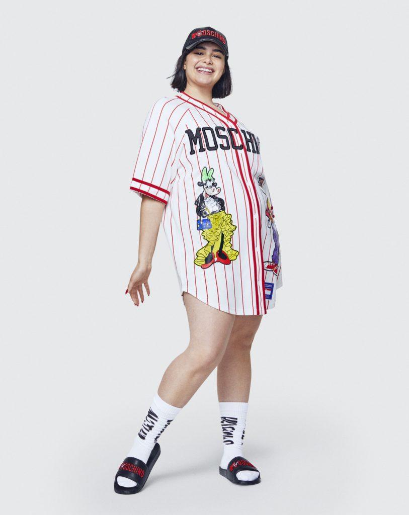 Moschino & H&M collaboration plus size