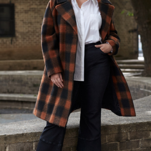 aced5eccebb Look Cute When Its Cold With Our Ultimate Plus Size Winter Coat Shopping  Guide