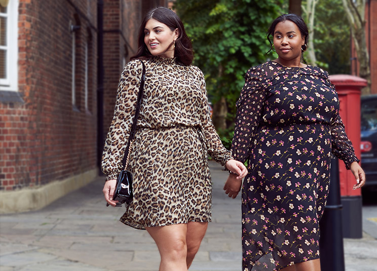 Affordable Plus Size Clothing >> Stylish Affordable Plus Size Fall Looks From Oasis Curve Line