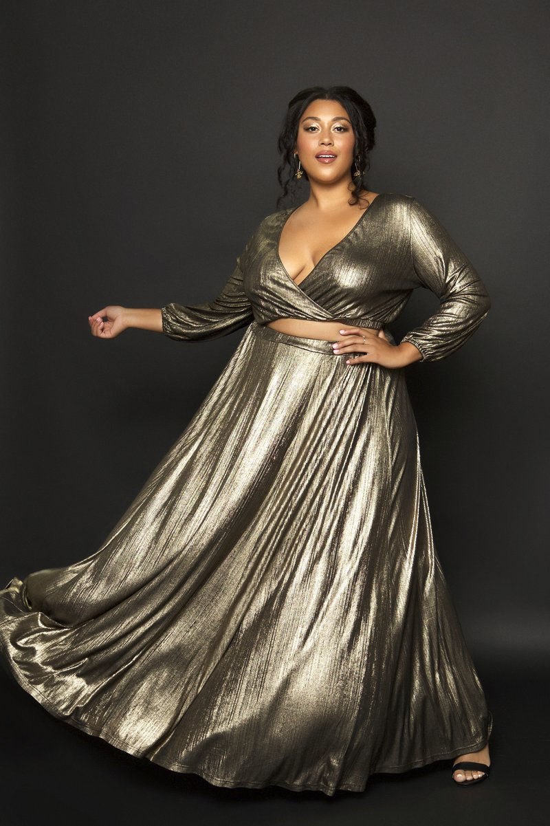 5ed38c77e04 Get Your Holiday Party On In Astra Signature Plus Size Holiday ...