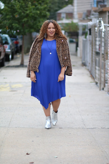 740d9a741c4a Plus Size Thanksgiving Outfit Ideas. Blogger: Sandra of La Pecosa Preciosa