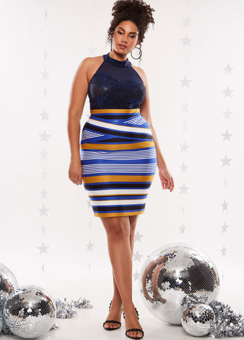 f042e87c0 Ashley Stewart Adds A Casual Twist To Their Holiday Collection ...